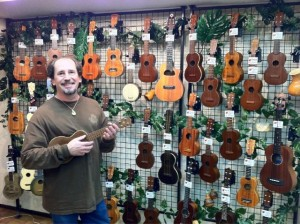ukulelemania