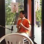 concert at sweet sin bangkok